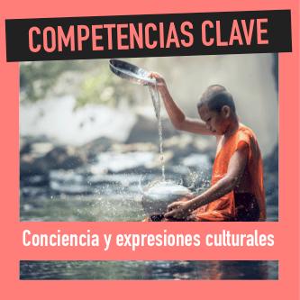 Competencias clave conciencia y expresiones culturales