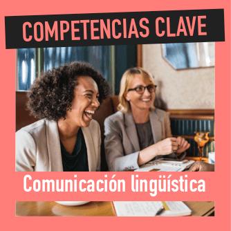 Competencia clave comunicación lingüística