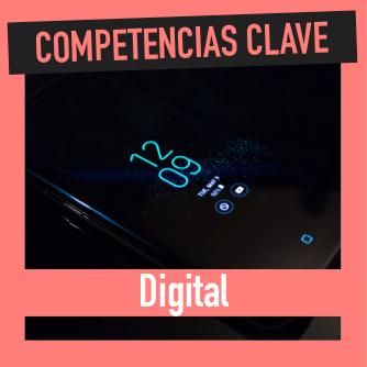 Competencia Clave digital