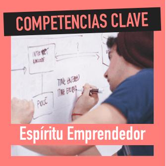 Competencia Clave Iniciativa y Espíritu Emprendedor