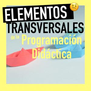Elementos Transversales LOMCE