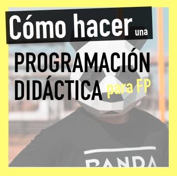 programación didáctica fp oposiciones