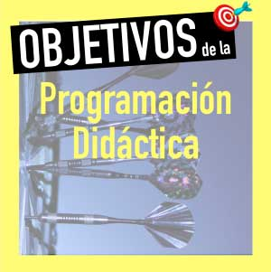 objetivos didácticos programación docente
