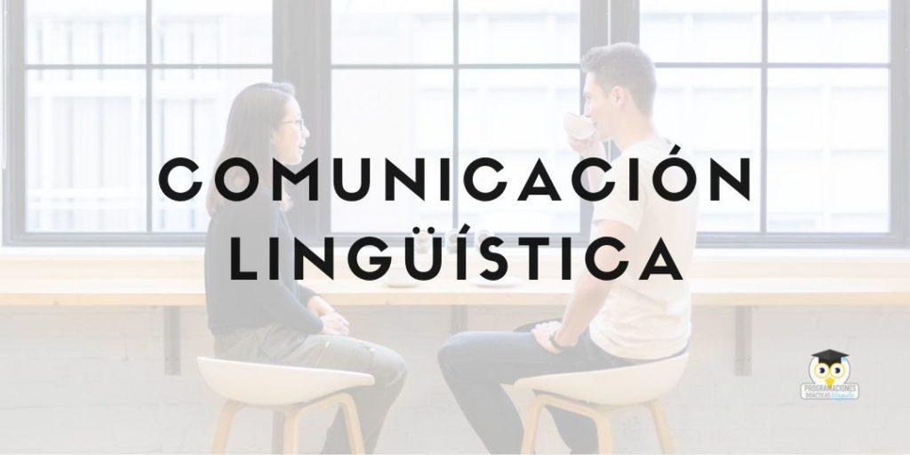 competencia comunicación linguistica lomce