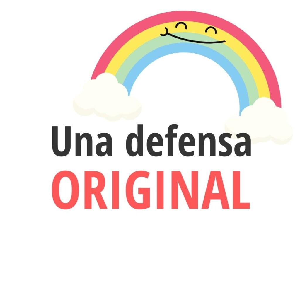 defensa oral de la programación didáctica original