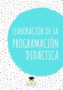 curso programación didáctica online