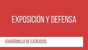 curso exposición oral unidades didácticas oposiciones fp