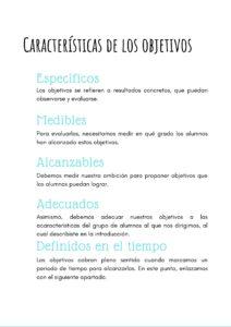 curso de la programación didáctica para oposiciones