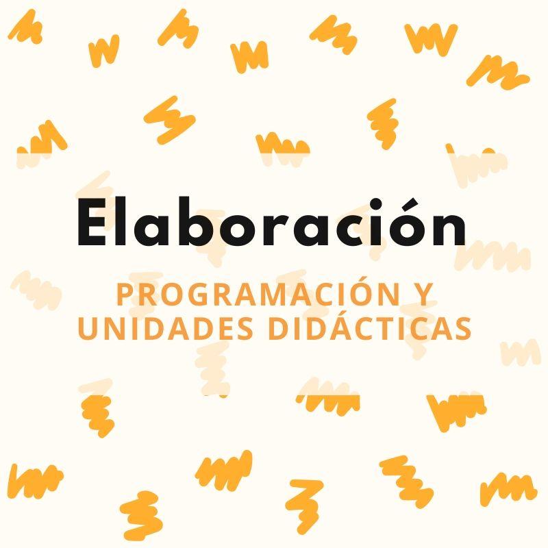 curso programación didáctica oposiciones secundaria y magisterio
