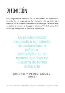 curso online programación y unidades didácticas