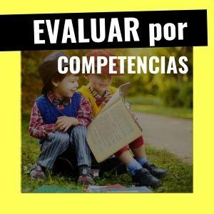 evaluación por competencias en primaria y secundaria
