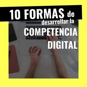 competencia digital en clase